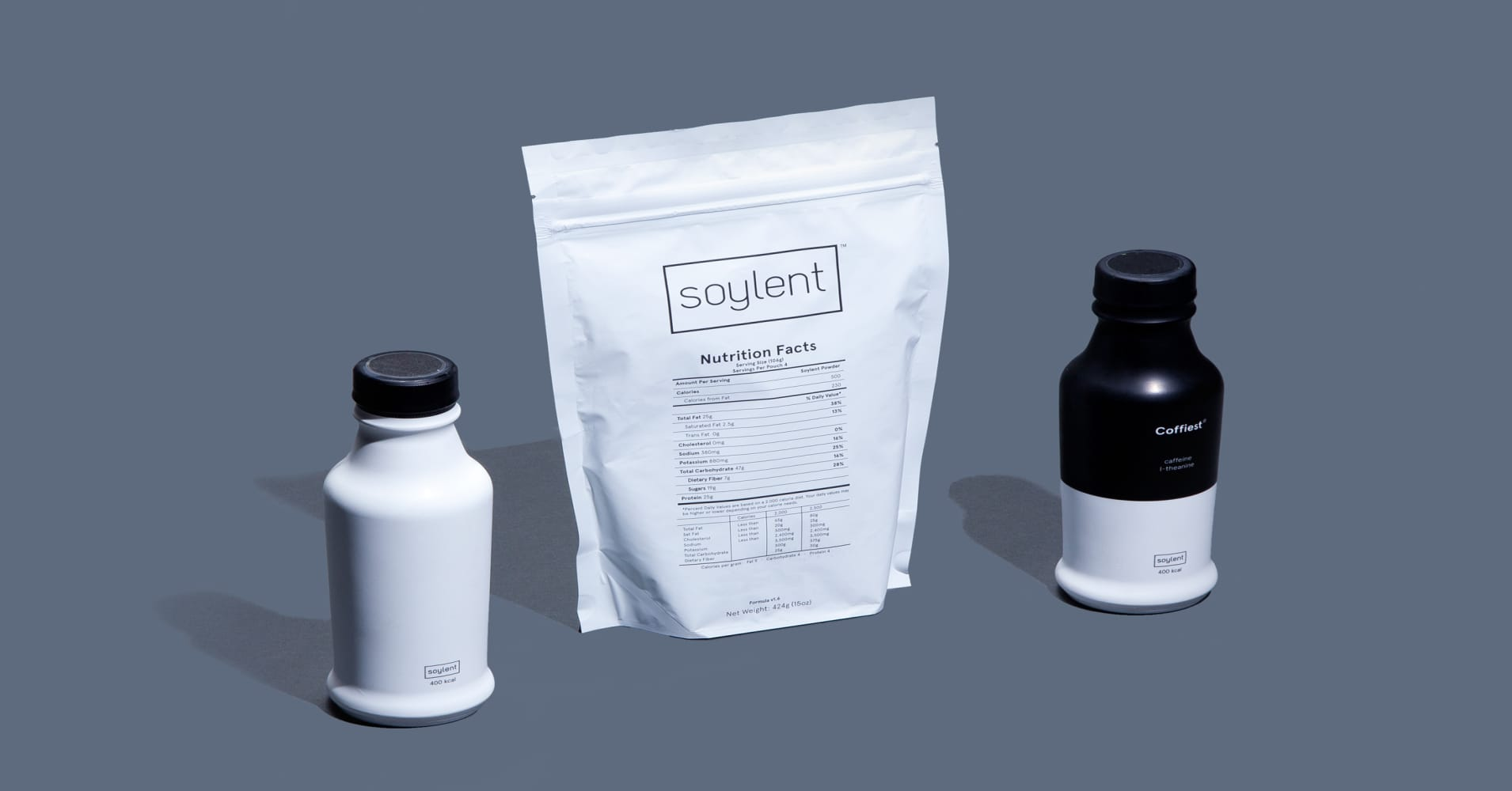 Soylent launches first new product breakfast in a bottle for Soylent europe