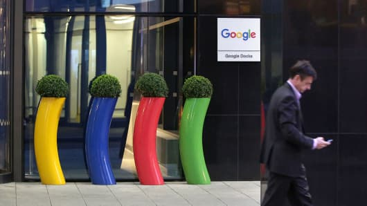 Well into its second decade, Google's business is still booming