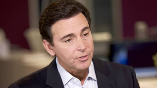 Mark Fields, former president and chief executive officer of the Ford Motor Company.