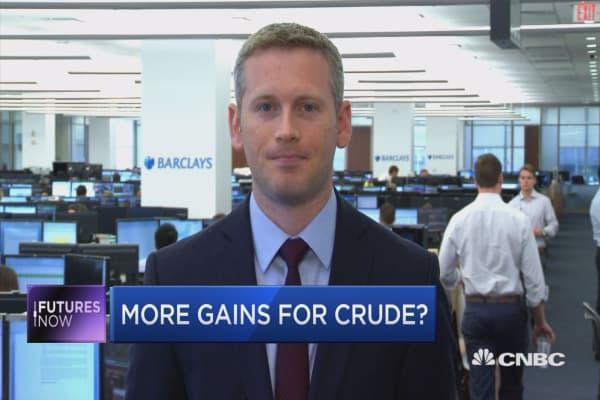 Barclays energy guru talks oil