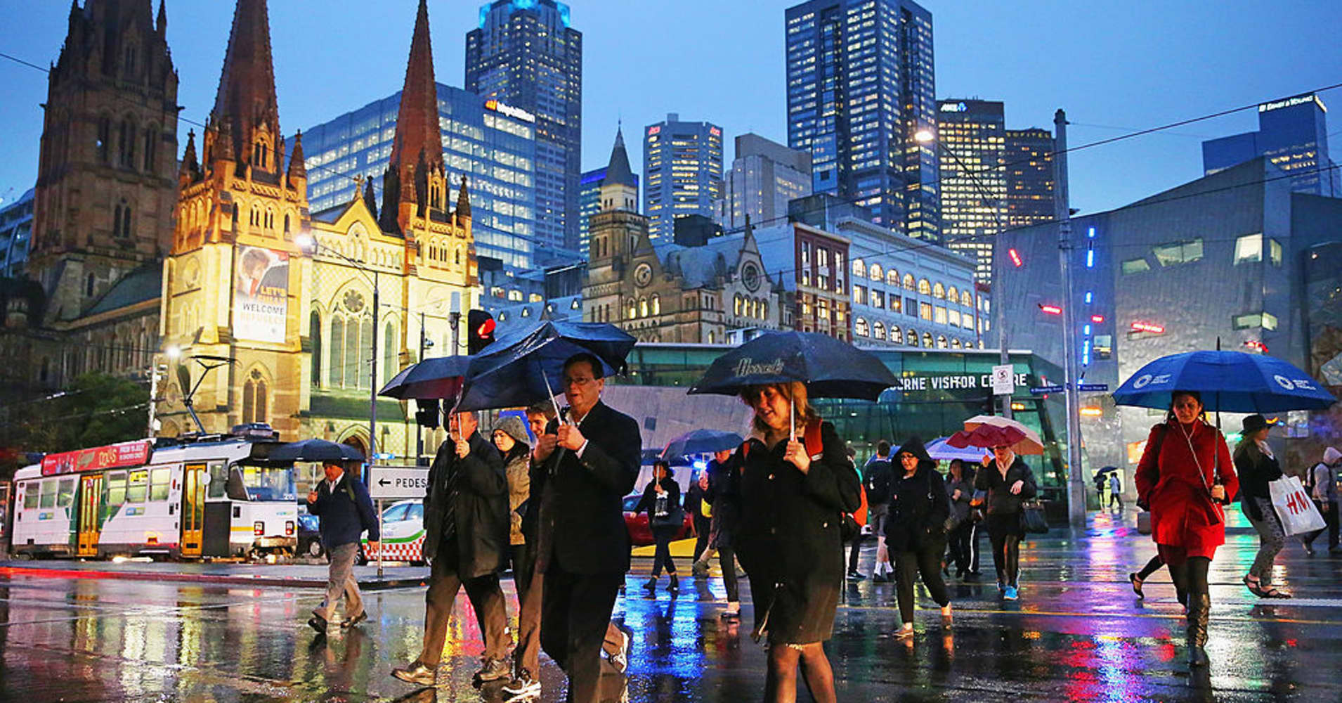 Melbourne Vienna Vancouver Ranked Top Three Most Livable