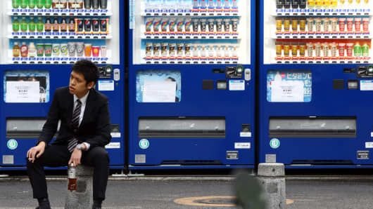 Hitoshi Yamada | NurPhoto | Getty Images