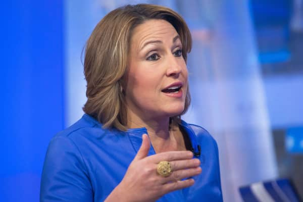 Heather Bresch, CEO Mylan