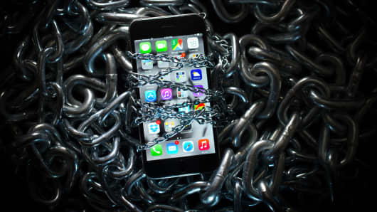 Iphone security, apple