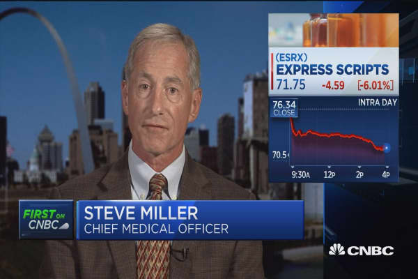 Express Scripts: Mylan could lower the price today