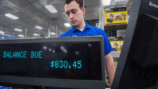 United States consumer spending firm, inflation slows
