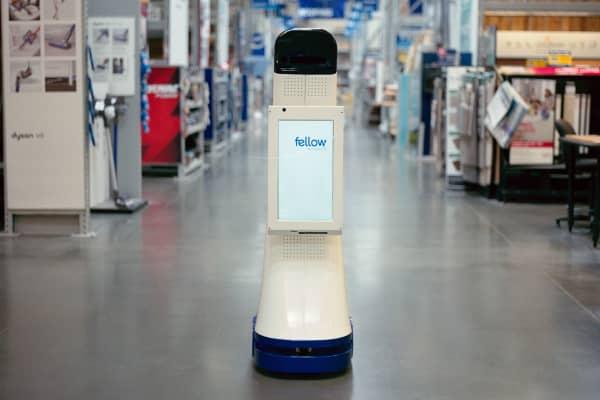 Lowe's Lowebot robot