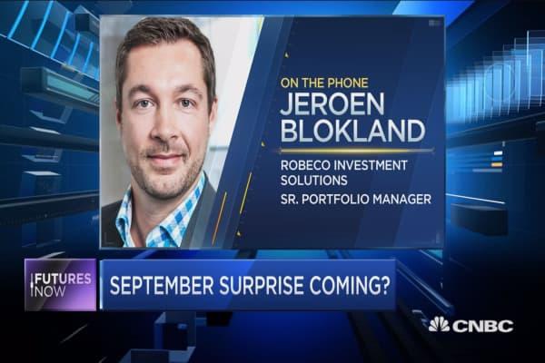 Investors not prepared for rate hike: Blokland