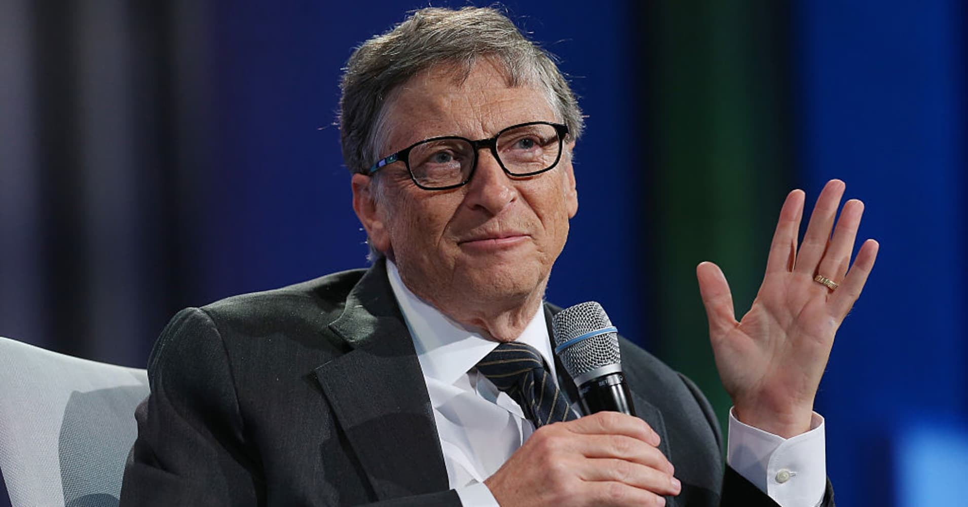great american bill gates Bill gates is starting a new american businessman and philanthropist bill gates makes a speech at the economists invoke great depression in.