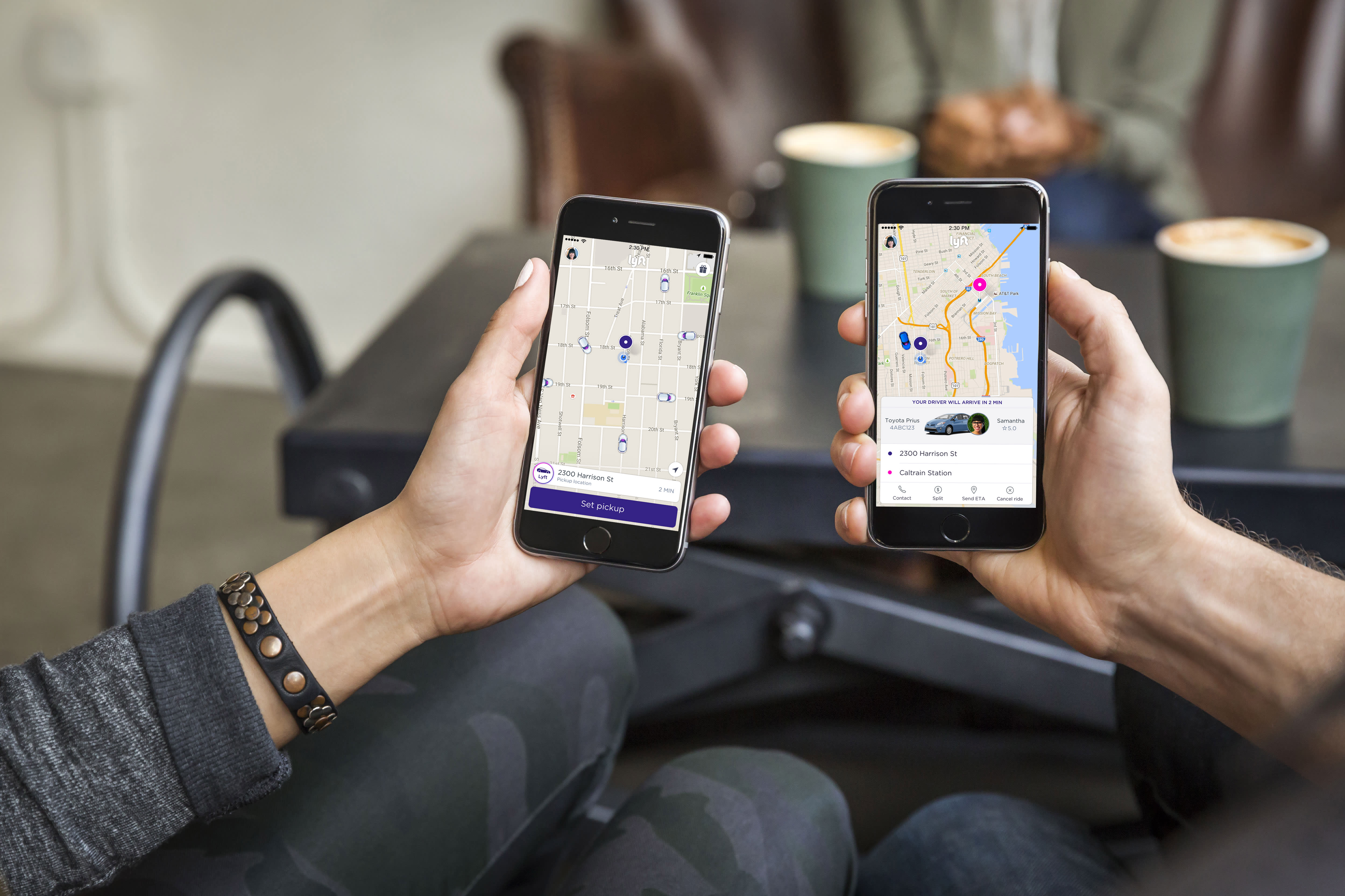What services are currently offered by Lyft?