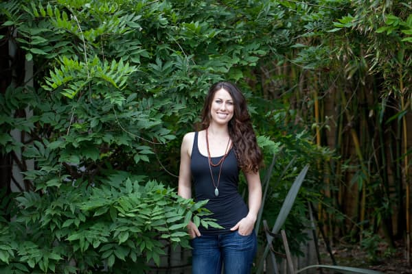 "Jenny Blake, author of ""Pivot"" and career strategist"