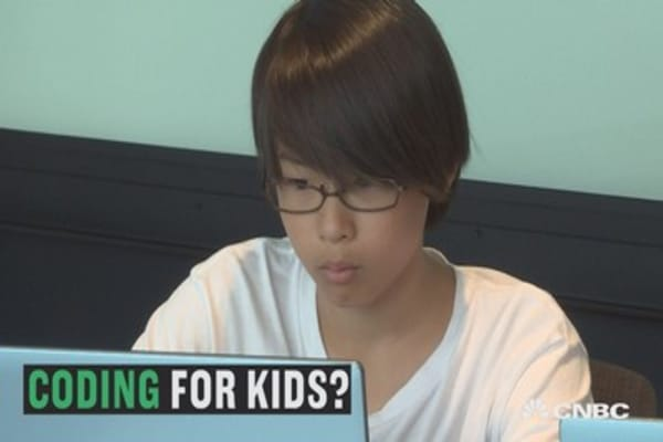 Coding academy for kids as young as 5