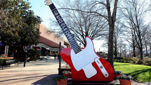 Grand Ole Opry, Nashville Tennessee