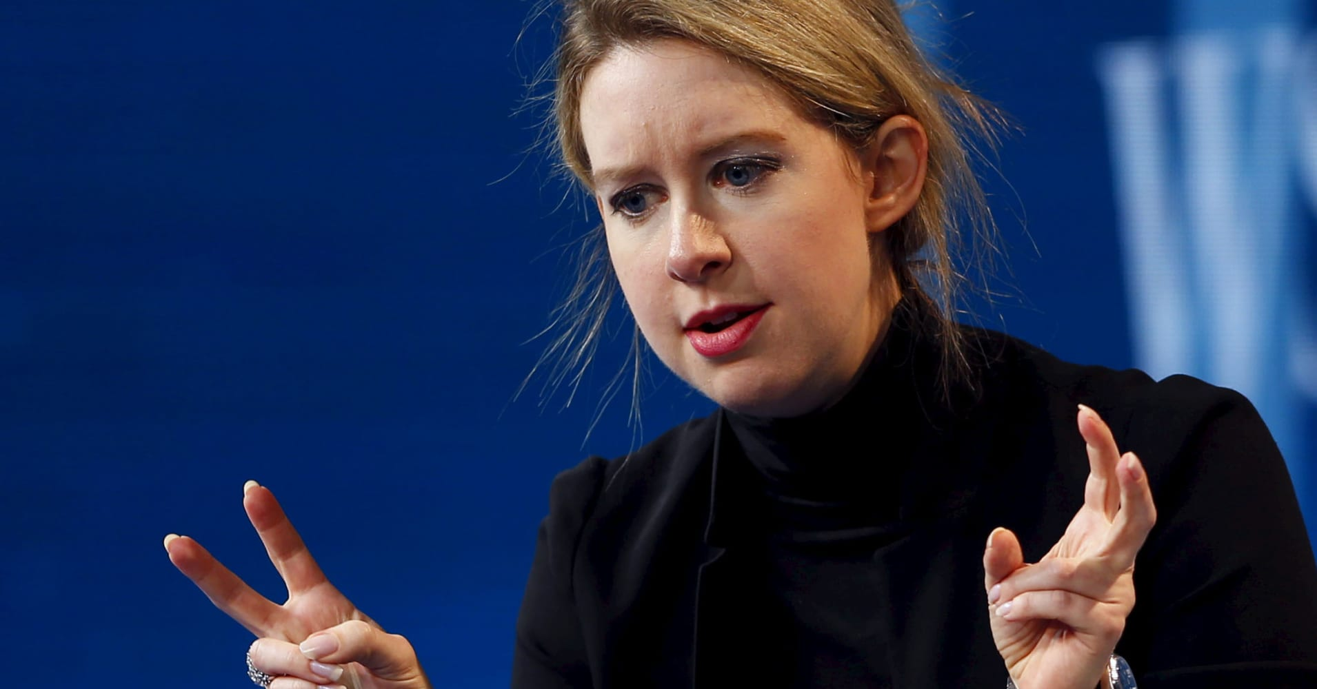Theranos slashes its workforce, again — 155 people just got a pink slip