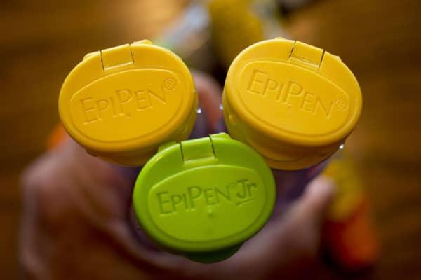 EpiPen 2-Pak Mylan