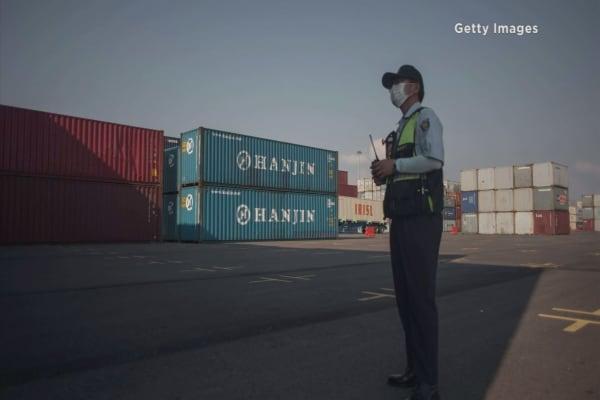 ورشکستگی بزرگترین شرکت کشتیرانی کره جنوبی + جزئیات و دلیل ورشکستگی