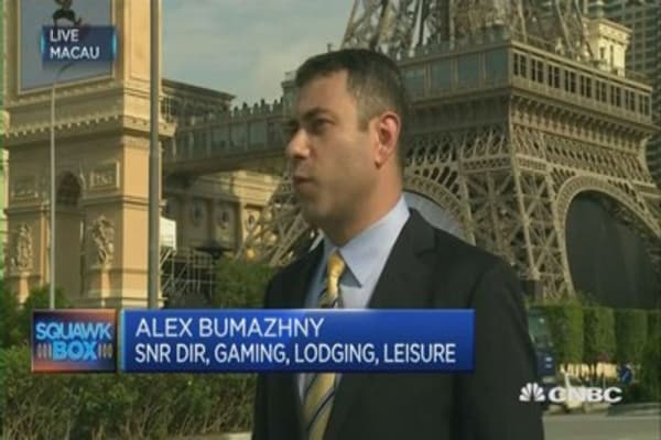 Will new capacity boost Macau's gaming industry?