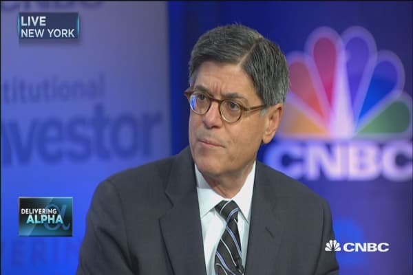 Wells Fargo is a wake up call: Jack Lew