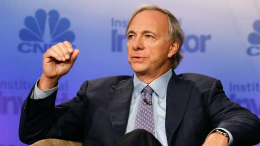 Bridgewater's Ray Dalio Stepping Down as co-CEO of Giant Hedge Fund