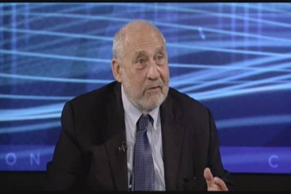 Italy and Greece are the biggest risks to Europe: Joseph Stiglitz