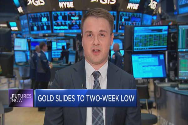 Gold's bull run is done: RBC