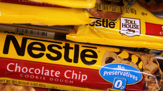 KitKat-maker Nestle plans restructuring after fall in profits