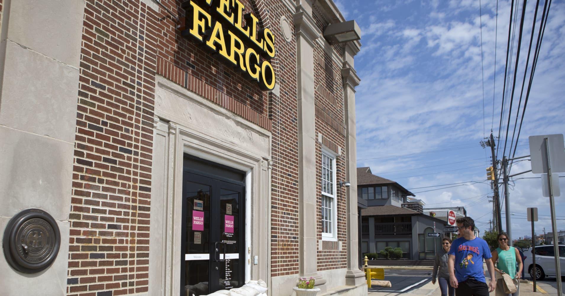 A showdown over Wells Fargo's board of directors looms