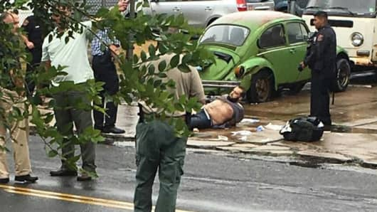 NY bombing suspect Ahmad Khan Rahami charged