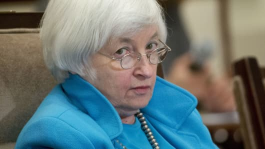 Fed chief Yellen's news conference after FOMC meeting