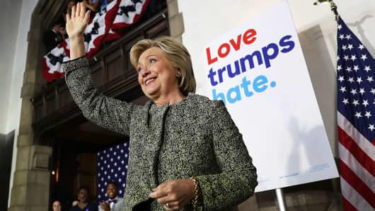 Clinton, Trump spar over terrorism in wake of latest attacks