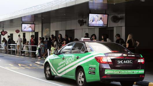 Southeast Asia Uber rival Grab raises $750m Series F on $3b valuation