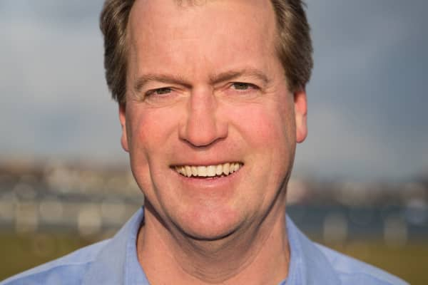 John Kelley, CEO of CoachUp