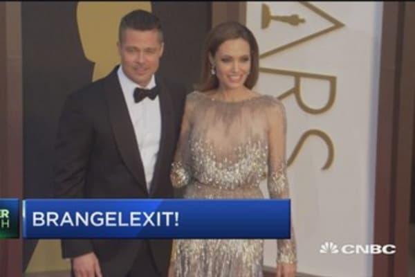 The bucks behind the Jolie-Pitt divorce