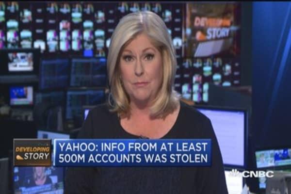Yahoo confirms security breach