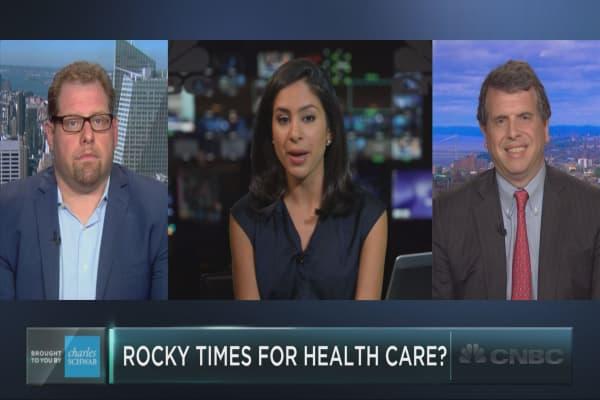 Goldman's bold healthcare call