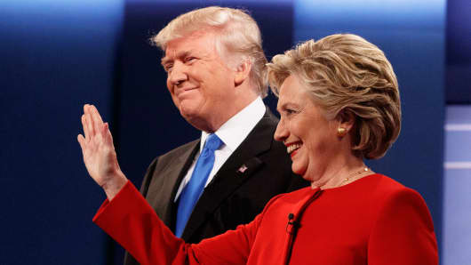 Clinton-Trump debate should leave us all embarrassed ...