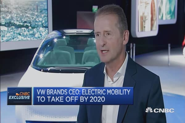 We have a stable manufacturing base in China: VW Brands CEO