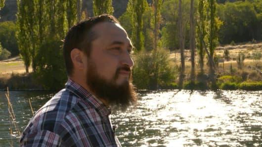 Pi-Ta Pitt, Warm Springs Cannabis Project Coordinator