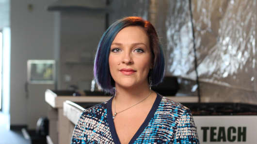 Cara Crabb-Burnham, Northeastern Institute of Cannabis dean of faculty