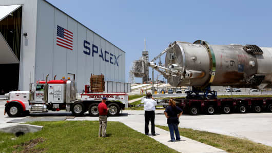 SpaceX Runs Down All Rocket Explosion Leads, Sabotage Included
