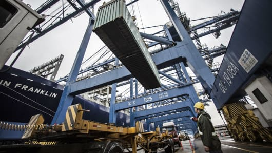 International Monetary Fund Lowers Its Outlook For U.S. Economic Growth