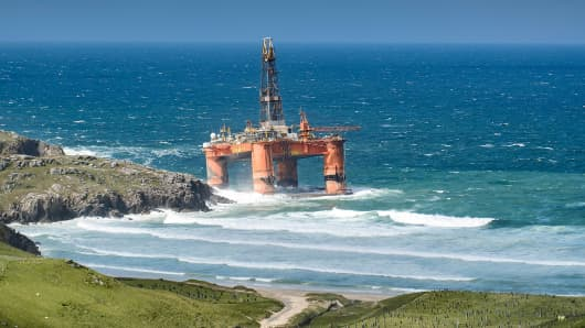 Suncor signs $119M offshore contract for Transocean rig
