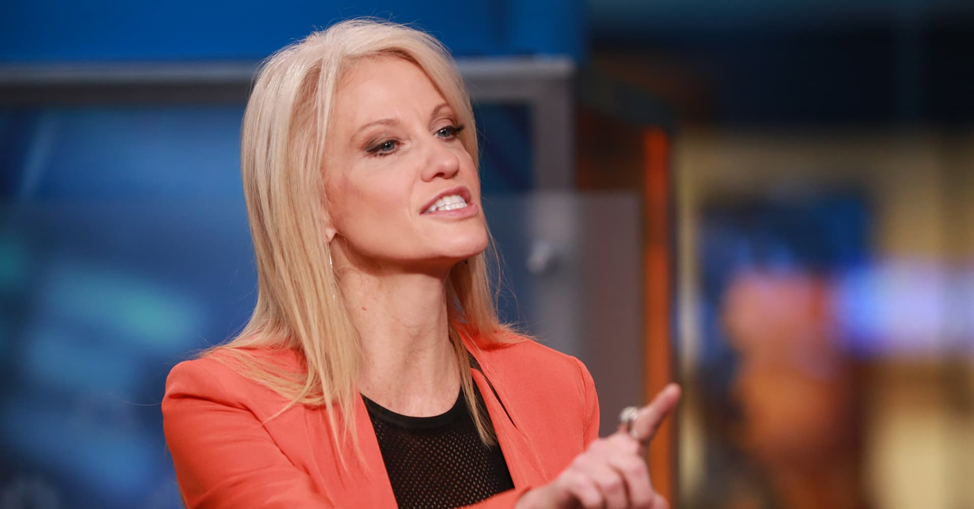 kellyanne conway people wanted change trump and they got it kellyanne conway