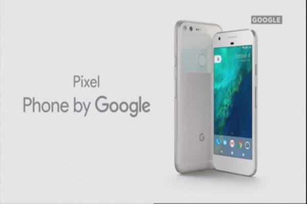 Google announces its new phone Pixel
