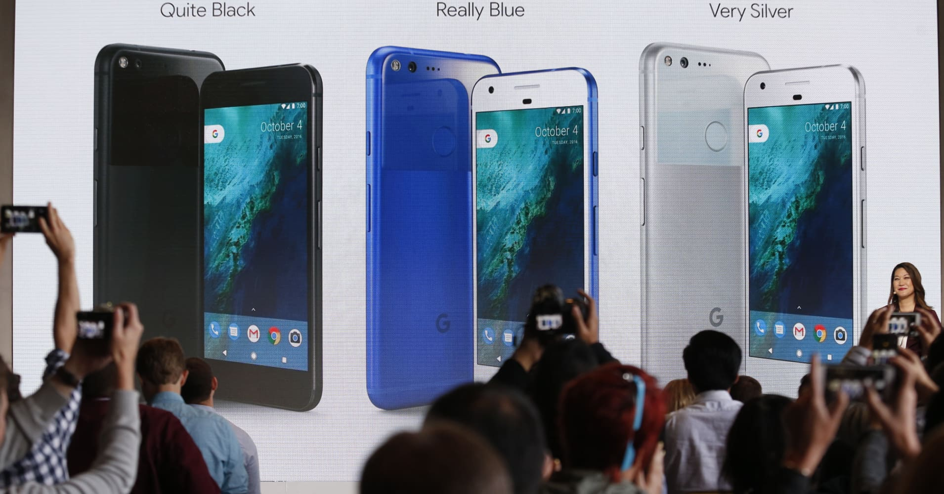 'Android is not invincible': What Google is risking by releasing its Pixel smartphone