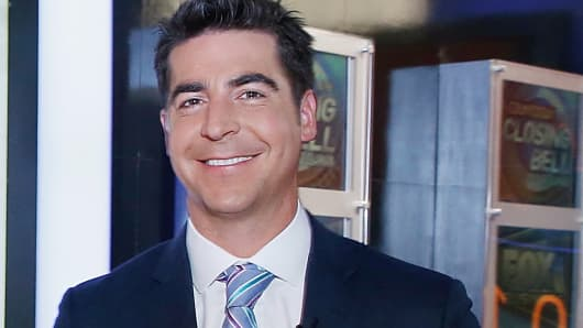 Fox News anchor Jesse Watters
