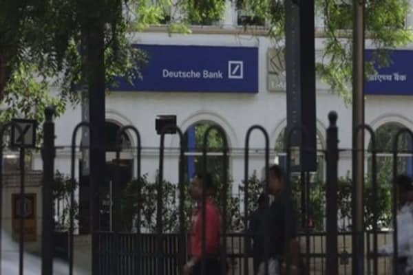 Deutsche Bank possibly seeking capital injection
