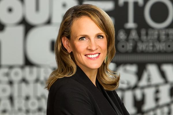 Christa Quarles, CEO of Open Table.