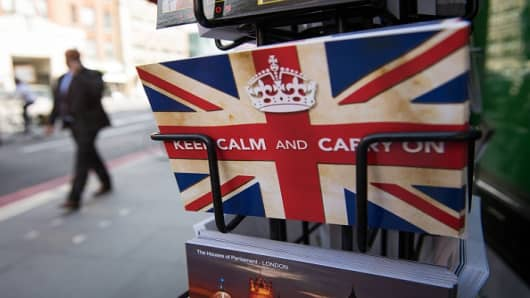 'Hard Brexit' will cost the UK