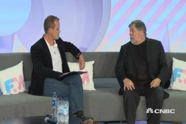 I'm always portrayed as brilliant and nice: Apple co-founder Steve Wozniak